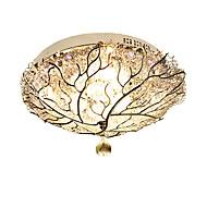 billige Takbelysning og vifter-2-Light Takplafond Nedlys - Mini Stil, 110-120V / 220-240V, Mangefarget, Pære Inkludert / 0-5㎡