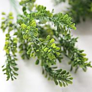 1 Deler 1 Gren Fiber Andre Bordblomst Kunstige blomster