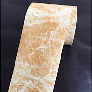 ライン/ウェイブ ホームのための壁紙 現代風 ウォールカバーリング , PVC /ビニール 材料 自粘型 壁紙 , ルームWallcovering