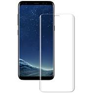 billiga Mobiltelefoner Skärmskydd-ASLING Skärmskydd för Samsung Galaxy S8 Härdat Glas 1 st Heltäckande displayskydd 9 H-hårdhet / Explosionssäker / Reptålig