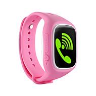 お買い得  スマートウォッチ-ips a12g 1.22タッチスクリーン無線LAN GPS位置ソソコールファインダーロケータートラッカーアンチ紛失モニター電気防衛ゾーン多言語の子供たちsmartwatch
