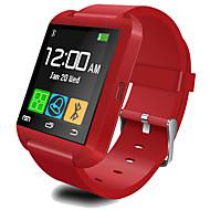 u8 smartwatch bluetooth svar og ringe telefon passometer indbrud alarm funcitons
