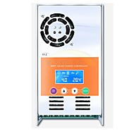 MPPT 30A Solar Charge and Discharge Controller 12V 24V 36V 48V Auto for Max 190VDC Input Vented Sealed Gel Nicd Li