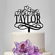 Figure za torte Vjenčanje Klasični Tema Vjenčanje Poli Bag