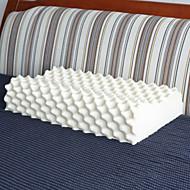 billige Hjemmetekstiler-Komfortabel-Overlegen kvalitet Naturlig Latex Pude 100% Polyester