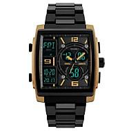 tanie Inteligentne zegarki-Inteligentny zegarek Wodoszczelny Długi czas czuwania Wielofunkcyjne Czasomierz Budzik Trzy strefy czasowe Kalendarz Other Nie Slot karty