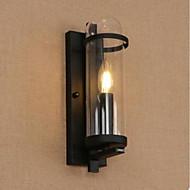 AC 220-240 AC 110-120 40 E12/E14 Vintage Kantri Maalaus Ominaisuus Ympäröivä valo Wall Light