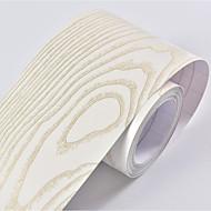 ソリッド その他 ホームのための壁紙 現代風 ウォールカバーリング , PVC /ビニール 材料 自粘型 壁紙 , ルームWallcovering