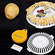 billige Bakeredskap-Bakevare Set Dagligdags Brug For kjøkkenutstyr Plastikker GDS Høsttakkefest Valentinsdag Nyttår Bursdag Bryllup Jul Kreativ Kjøkken