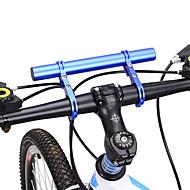 ที่ครอบมือสำหรับจักรยาน จักรยานใช้บนถนน / จักรยานปีนเขา สายปรับได้ / ป้องกันการลื่นไถล / ที่ใส่เครื่องมือ Aluminum Alloy / โครเมียม สีน้ำเงิน / สีดำ / ทับทิม