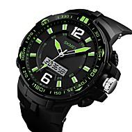 tanie Inteligentne zegarki-Inteligentny zegarek Wodoszczelny Długi czas czuwania Wielofunkcyjne Stoper Budzik Chronograf Kalendarz Trzy strefy czasowe Other Nie