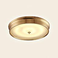 billige Taklamper-Takplafond Nedlys - Anti-refleksjon, Pære Inkludert, Øyebeskyttelse, 110-120V / 220-240V, Varm Hvit / Kald Hvit, LED lyskilde inkludert