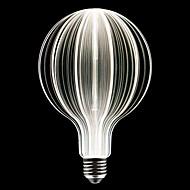 お買い得  LED電球-1パック 2W 90 lm E27 LEDボール型電球 G60 - LEDの アーティスト 温白色 AC85-265V