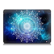 "tanie Akcesoria do MacBooka-MacBook Futerał na Mandala Sky Poliwęglan Nowy MacBook Pro 15"" Nowy MacBook Pro 13"" MacBook Pro 15 cali MacBook Air 13 cali MacBook Pro"
