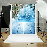 foto bakgrunner 5x7ft vinyl vakre julen tegning fotografi bakgrunner