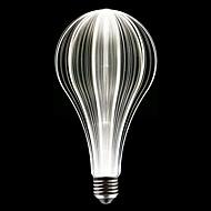 billige Globepærer med LED-1pack 2W 90lm E27 LED-globepærer G60 - LED perler Artist Varm hvit 85-265V