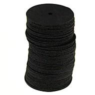 50kpl hartsisahanterä - musta