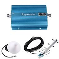 Suporte de sinal de telefone celular 65dbi ganho cdma850 repetidor de sinal amplificador yagi conjunto de antenas