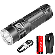 cheap Flashlights & Camping Lanterns-KLARUS G20 LED Flashlights / Torch LED 2000lm Manual Mode Zoomable / Professional / Waterproof Camping / Hiking / Caving / Everyday Use /