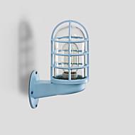 Χαμηλού Κόστους MAISHANG®-Μοντέρνο / Σύγχρονο Λαμπτήρες τοίχου Γυαλί Wall Light 110-120 V / 220-240 V 60 W / E26 / E27