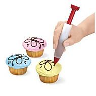 billige Bakeredskap-Bakeware verktøy Silikon / Plast + Pcb + Vannavvisende Epoxydeksel Non-Stick / Til engangsbruk / GDS Brød / Kake / Til Småkake Bake & Mørdeigs Verktøy
