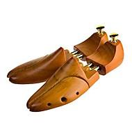 baratos Acessórios de Sapatos-Formas e Alargadores de Sapato Casual Madeira Todas as Estações