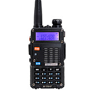abordables -baofeng f8hp radio talkie-walkie 2 double bande portable vhf uhf radio équipement de police grande puissance longue distance longue veille