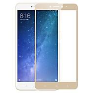billiga Mobiltelefoner Skärmskydd-Skärmskydd XIAOMI för Xiaomi Mi Max 2 Härdat Glas 1 st Heltäckande displayskydd Reptålig Explosionssäker Spegel