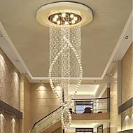 billige Takbelysning og vifter-Lysekroner Nedlys - Krystall Pære Inkludert designere, Kunstnerisk Natur-inspireret LED Chic & Moderne Land Traditionel / Klassisk