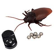 Fjernstyret legetøj Elektroniske kæledyr Kakerlak Legetøj Fjernbetjening Mærkelige legetøj Elektrisk Nyt Design Børne Voksne Gave