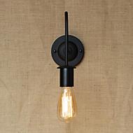 220-240V AC 110-120 E26 E27 Tiffany Rustikk/ Hytte Antikk Enkel LED Vintage Moderne / Nutidig Retro Rød Traditionel / Klassisk Land