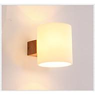 billige Vegglamper-AC 220-240 E27 Tiffany Rustikk/ Hytte Antikk Enkel LED Vintage Moderne / Nutidig Retro Rød Traditionel / Klassisk Land Andre Trekk