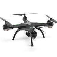 RC Drone SHR / C SH3 4 Kanaler 6 Akse 2.4G Med HD-kamera 2.0MP 720P Fjernstyret quadcopter FPV / En Knap Til Returflyvning / Hovedløs