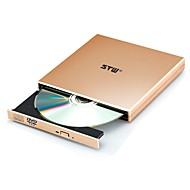 Χαμηλού Κόστους Εξαρτήματα Η/Υ-stw stw - 8033 usb 2.0 αναδυόμενο εξωτερικό οπτικό δίσκο dvd