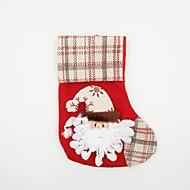パーティー小道具 クリスマスデコレーション クリスマスパーティー用品 おもちゃ ソックス サンタスーツ Elk 雪だるま 休暇 旅行 サンタスーツ 成人 小品