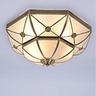 billige Taklamper-4-Light Takplafond Omgivelseslys - Mini Stil, 110-120V / 220-240V Pære ikke Inkludert / 15-20㎡ / E26 / E27