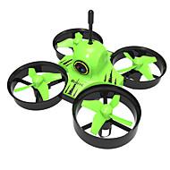 RC Drone R36HW 4CH 6 Eixos 2.4G Com 0.3MP HD Camera Quadcópero com CR Altura segura WIFI FPV Iluminação De LED Retorno Com 1 Botão