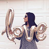 halpa -1kpl ligatures rakkaus folio ilmapalloja bachelorette sta osapuoli häät syntymäpäivä koristelu tarvikkeet