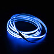 ברלונג 2m אל הוביל ניאון רצועה קלה אור - אספקת החשמל