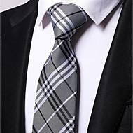 tanie Akcesoria dla mężczyzn-Męskie Do biura Krawat Prążki