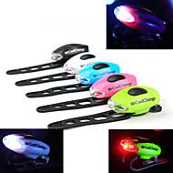 billige Sykkellykter og reflekser-Sykkellykter sikkerhet lys Baklys til sykkel sykkel glødelamper LED - Sykling Advarsel Enkel å bære CR2032 50-70 Lumens Batteri Sykling -