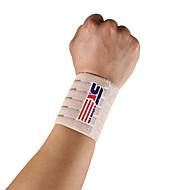 Hånd- og håndleddstøtte Håndleddstøtte til Sykling Badminton Løp Jogging Treningssenter Unisex Utendørs Justerbar Friluftslklær Nylon