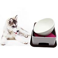 ネコ 犬 フィーダ ペット用 ボウル&摂食 調整可能 / 引き込み式