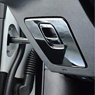 Autoproducten Center Stack Covers DHZ auto-interieurs Voor Jeep Alle jaren Cherokee Stailess staal