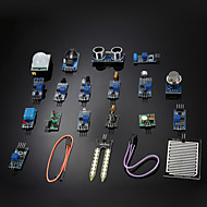 cheap Electrical Equipment & Supplies-DIY 16 in 1 Sensor Module Kit for Raspberry Pi