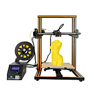 creality3d cr - 10s 3d desktop diy printer - eu plug upgrade versie koffie en zwart