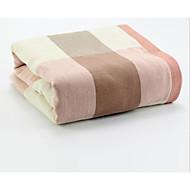 Tuore tyyli Pesupyyhe,Raidallinen Huippulaatua Pure Cotton Pyyhe