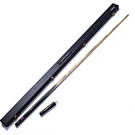 One-piece Cue Cue Sticks & Accessories Snooker English Billiards Ash Ebony