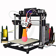 athorbot paar m10 2-in-1 dual extruder gemengde kleuren dual color 3d-printer prusa i3 diy kit building volumn 190x270x200mm