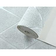 Geometrisk Tapet til Hjemmet Moderne Tapetsering , U-vevet stoff Materiale selvklebende nødvendig bakgrunns , Tapet